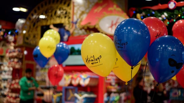 hamleys header
