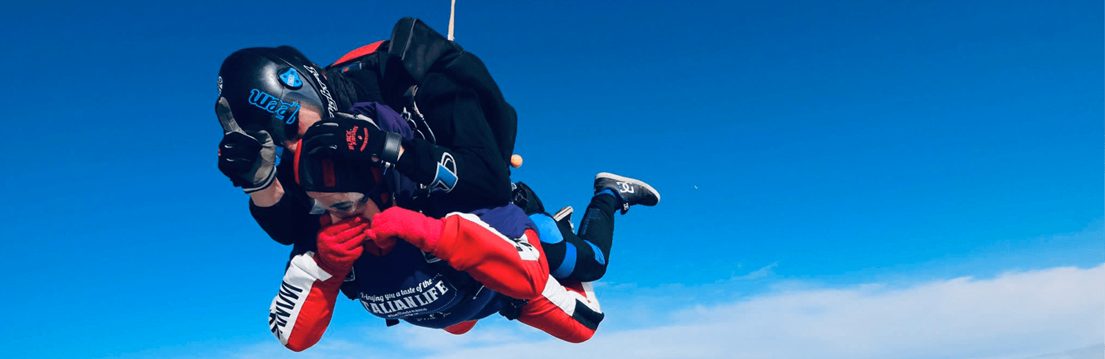skydive header
