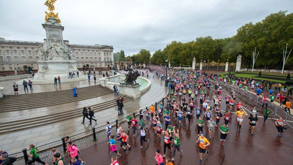 Royal Parks Half Marathon - October 2021